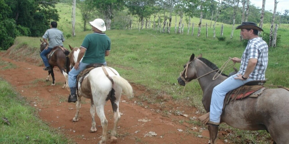 La Fortuna-Horseback Ride